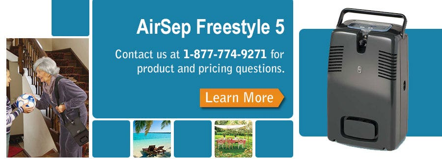 An In-Depth Look at the AirSep FreeStyle 5