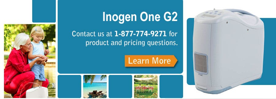 An In-depth look at the Inogen One G2