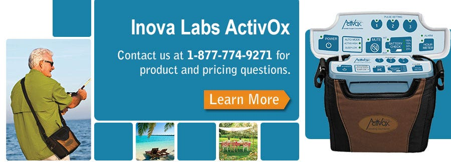 An In-Depth Look at the Lifechoice Activox Oxygen Concentrator