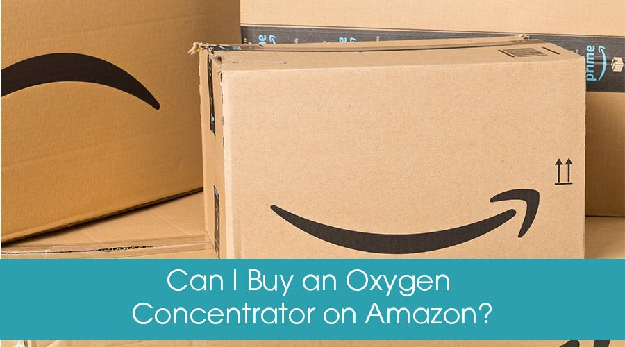 Can I Buy an Amazon Oxygen Concentrator?