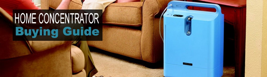 Home Oxygen Concentrator Buying Guide