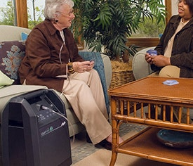 Overview of Home Oxygen Concentrators and Systems