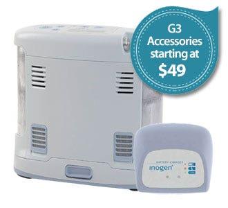 Inogen One G3 Accessories