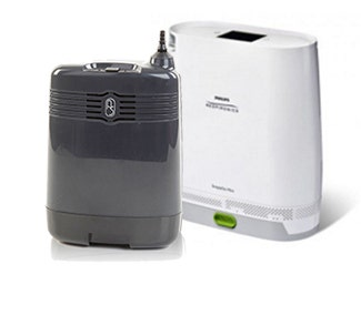 Lightest and Smallest Portable Concentrators