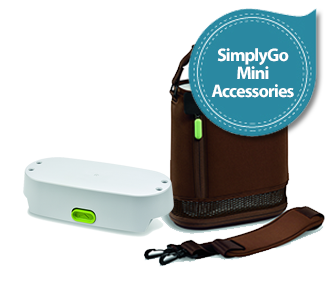 Respironics SimplyGo Mini Accessories and Parts
