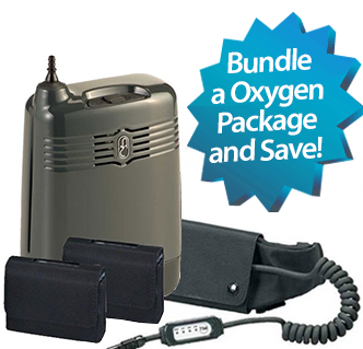 Portable & Home Concentrator Packages