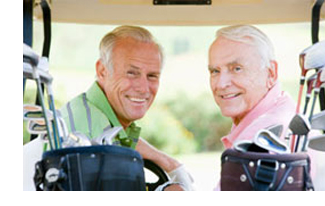 Golfing with a Portable Oxygen Concentrator