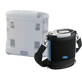 Pulse Dose Portable Oxygen Concentrators