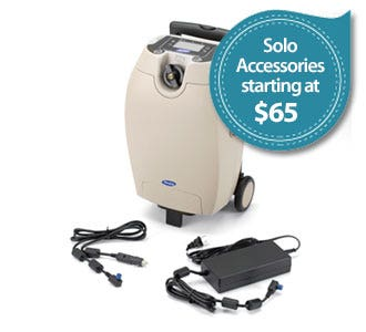 Invacare Solo Accessories and Parts