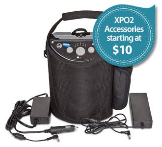 Invacare XPO2 Accessories