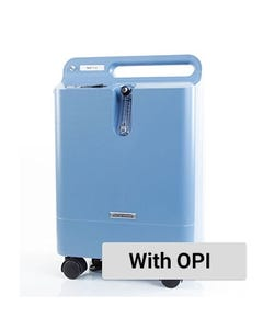 Respironics EverFlo Q with OPI Home Oxygen Concentrator