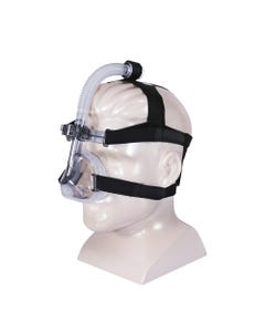 DeVilbiss Serenity Nasal Gel CPAP Mask with Headgear
