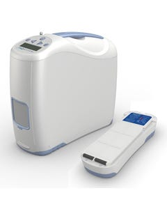 Inogen One G2 Portable Oxygen Concentrator with 24 Cell Battery Package