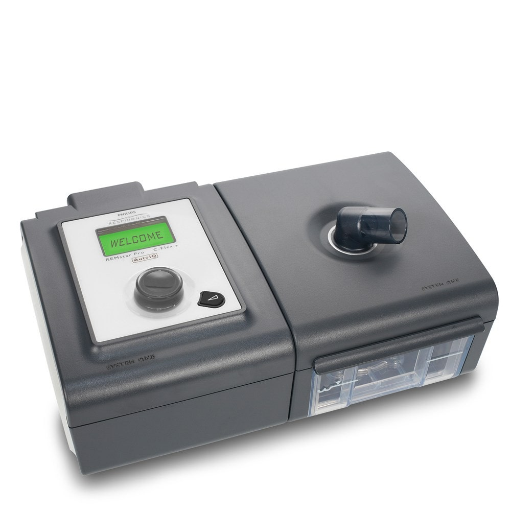 Respironics BiPAP Pro with Humidifier