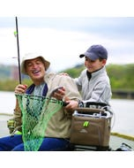 Fishing with the Respironics SimplyGo Oxygen Rental