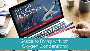 Guide to Flying with an Oxygen Concentrator