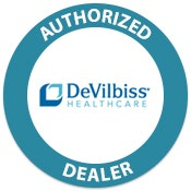 Factory Authorized Provider of DeVilbissOxygen Products