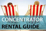Guide to Renting a Portable Concentrator