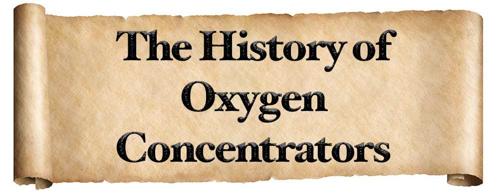 History of Oxygen Therapy