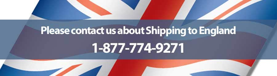 Please contact us about shipping Oxygen Concentrators to England
