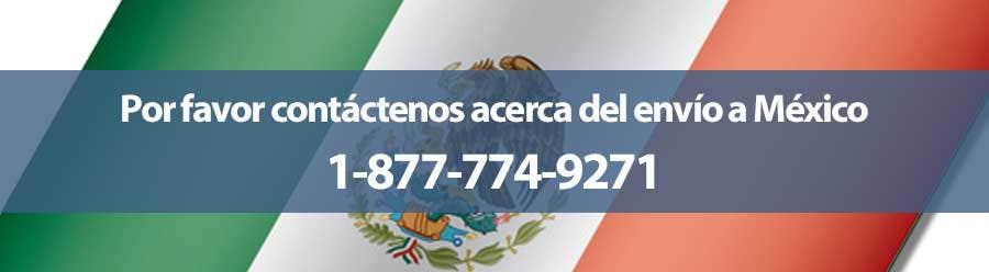 Por favor, póngase en contacto con nosotros sobre el envío concentradores de oxígeno a México