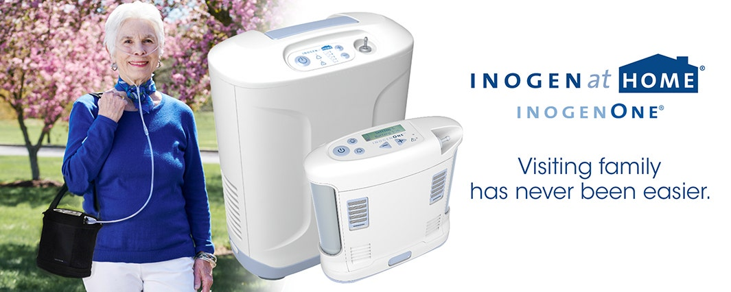 Comparison of Inogen Oxygen Concentrators