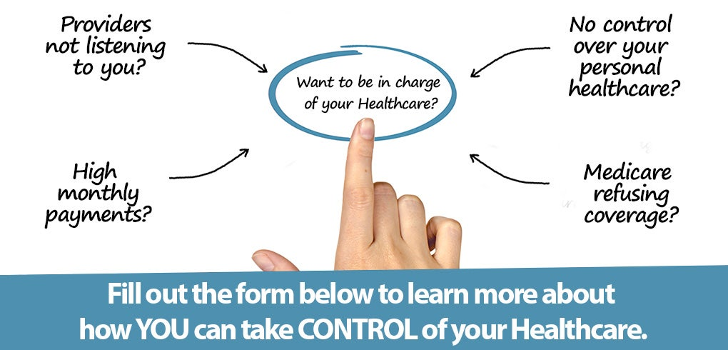 Want to be in charge of your healthcare?