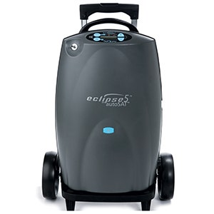 SeQual Eclipse 5 Personal Oxygen Concentrator