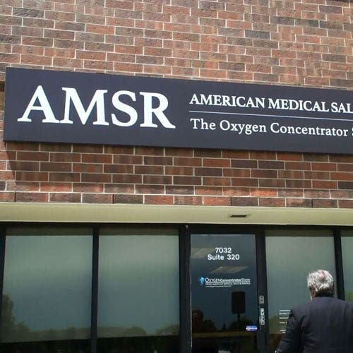 Why Select AMSR?