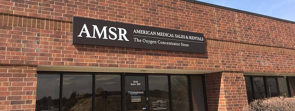 American Medical's Retail Location in Centennial, CO