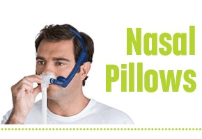 Nasal Pillow CPAP Masks for Sleep Apnea