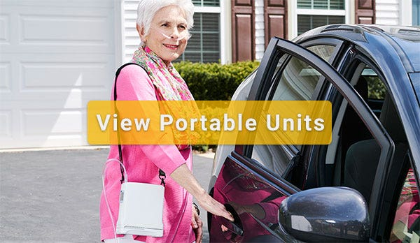 Top-Rated Portable Oxygen Concentrators