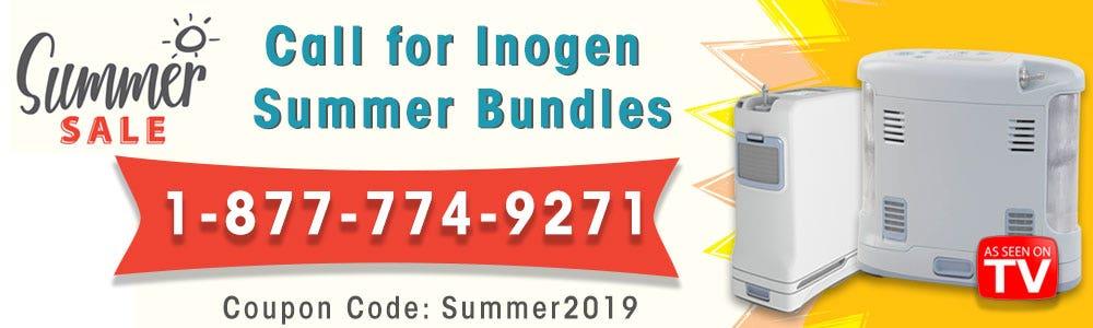 Ingoen Oxygen Concentrators Summer Sale 2019