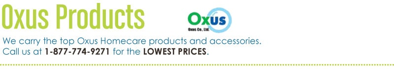 Oxus Portable Oxygen Concentrator and Acccessories