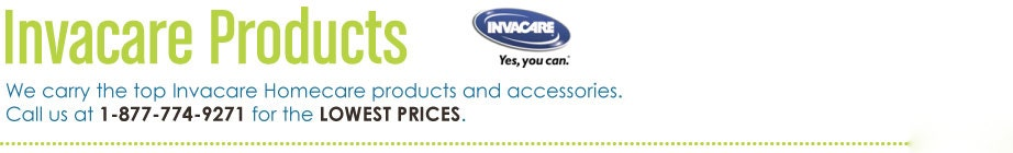 Invacare Oxygen Products