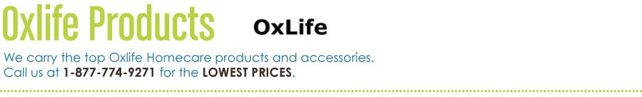 Oxlife Portable Oxygen Concentrators