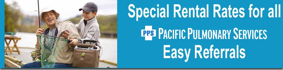 Pacific Pulmonary Oxygen Rentals