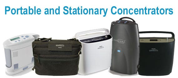 Portable and Home Oxygen Rentals for Apria Customers