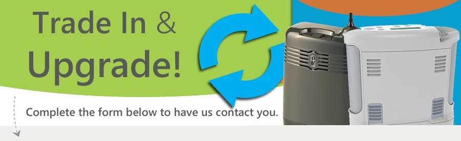 Want to upgrade your current concentrator?