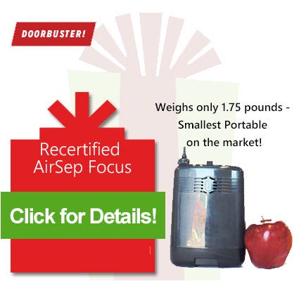 Black Friday Sale - Recertified Focus, starting at $1495