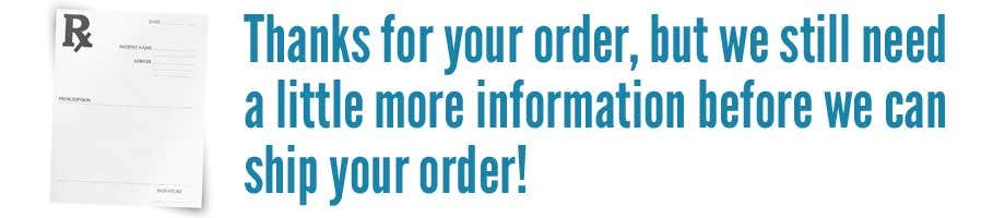 Shopping Cart Prescription