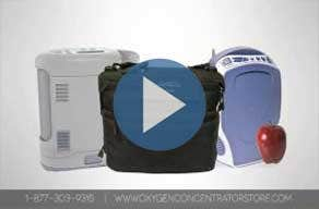 Video On Selecting the Right Portable Oxygen Concentrator