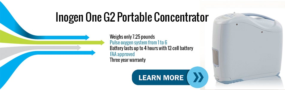 Introduction Video to the Inogen One G2 Mobile Oxygen Concentrator