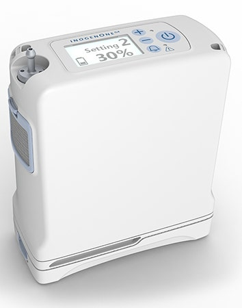 All New Inogen One G4 Portable Oxygen Concentrator