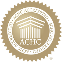 Oxygen Concentrator Store and American Medical Sales and Rentals ACHC Accreditation