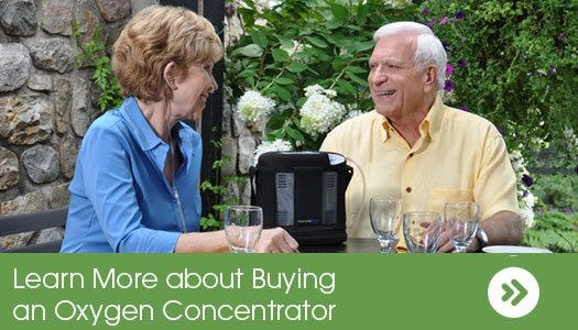 Buying an Oxygen Solution or Concentrator