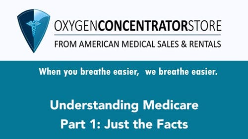 Does Medicare Pay for an Oxygen Concentrator?