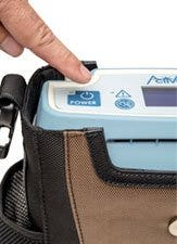 Setting an Oxygen Concentrator