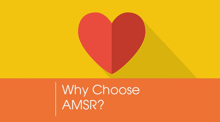 Why Choose AMSR